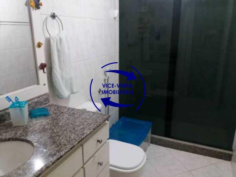 banheiro_social - Cobertura duplex À venda na Barra da Tijuca, Condomínio Mandala - 3 quartos, suíte, dependências e 2 vagas! - Z1205 - 20