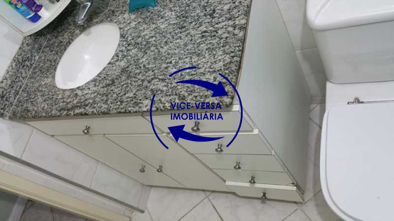 banheiro_social - Cobertura duplex À venda na Barra da Tijuca, Condomínio Mandala - 3 quartos, suíte, dependências e 2 vagas! - Z1205 - 21