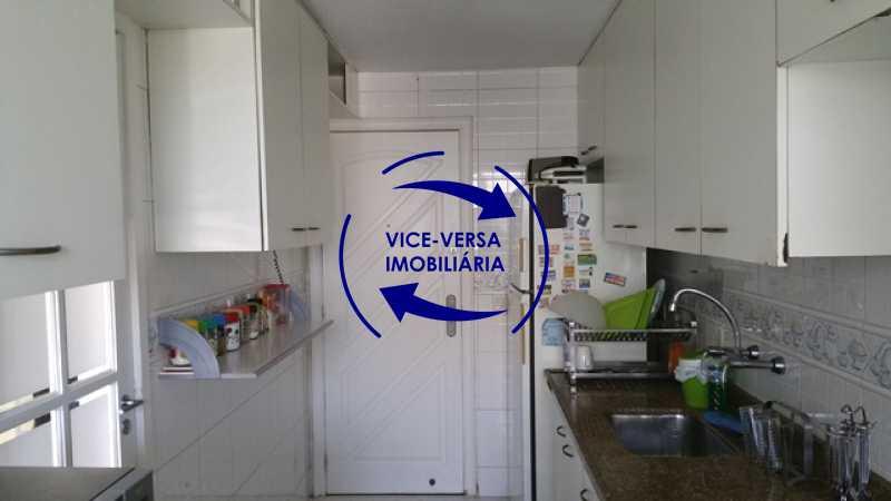 cozinha - Cobertura duplex À venda na Barra da Tijuca, Condomínio Mandala - 3 quartos, suíte, dependências e 2 vagas! - Z1205 - 23