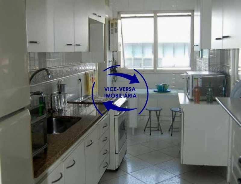 cozinha - Cobertura duplex À venda na Barra da Tijuca, Condomínio Mandala - 3 quartos, suíte, dependências e 2 vagas! - Z1205 - 24