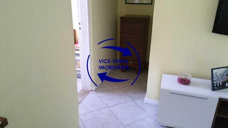 07_hall - Cobertura duplex À venda na Barra da Tijuca, Condomínio Mandala - 3 quartos, suíte, dependências e 2 vagas! - Z1205 - 3
