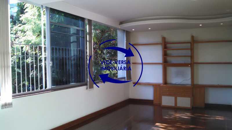 salao - Apartamento À venda na Tijuca - junto metrô Uruguai, salão, 4 quartos, suíte, dependências completas, 2 vagas! - Z1209 - 6