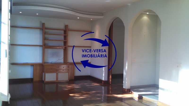 salao - Apartamento À venda na Tijuca - junto metrô Uruguai, salão, 4 quartos, suíte, dependências completas, 2 vagas! - Z1209 - 7