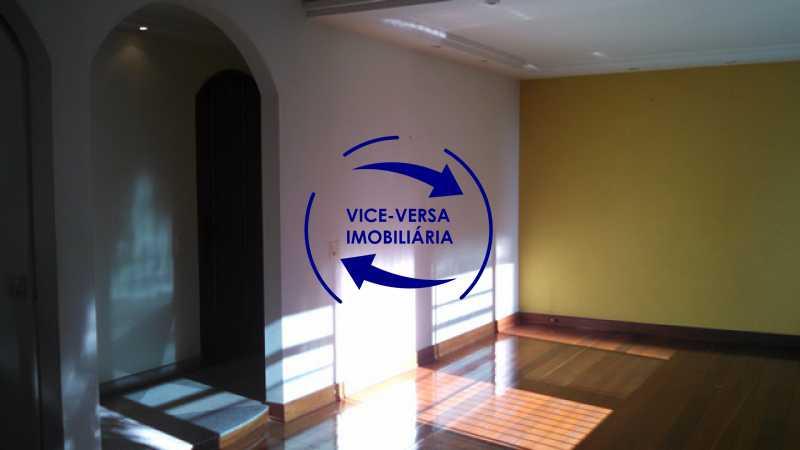 salao - Apartamento À venda na Tijuca - junto metrô Uruguai, salão, 4 quartos, suíte, dependências completas, 2 vagas! - Z1209 - 8