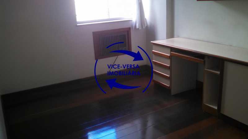 primeiro-quarto - Apartamento À venda na Tijuca - junto metrô Uruguai, salão, 4 quartos, suíte, dependências completas, 2 vagas! - Z1209 - 13