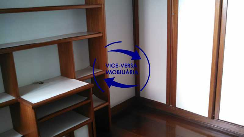 segundo-quarto - Apartamento À venda na Tijuca - junto metrô Uruguai, salão, 4 quartos, suíte, dependências completas, 2 vagas! - Z1209 - 17