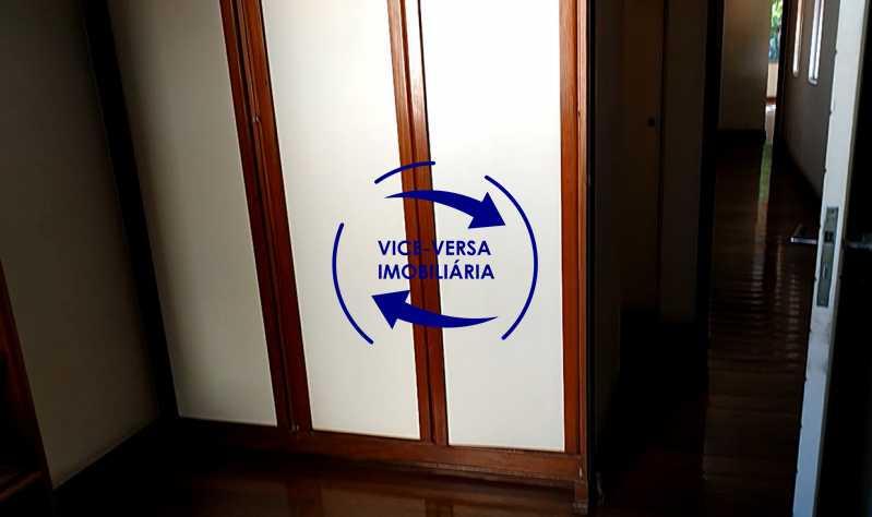 segundo-quarto - Apartamento À venda na Tijuca - junto metrô Uruguai, salão, 4 quartos, suíte, dependências completas, 2 vagas! - Z1209 - 18