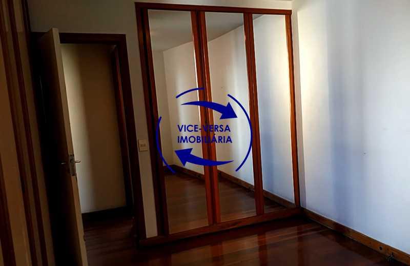 suite - Apartamento À venda na Tijuca - junto metrô Uruguai, salão, 4 quartos, suíte, dependências completas, 2 vagas! - Z1209 - 19