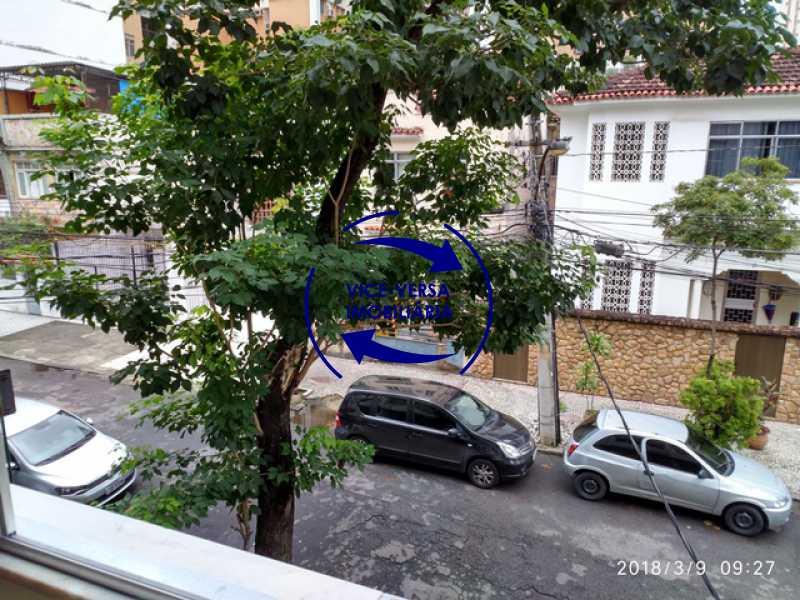 vista - Tijuca - apartamento À venda 2 quartos vaga dependências, próximo do metrô, comércio e serviços! - 1277 - 7