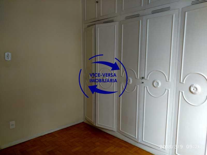 primeiro-quarto - Tijuca - apartamento À venda 2 quartos vaga dependências, próximo do metrô, comércio e serviços! - 1277 - 9