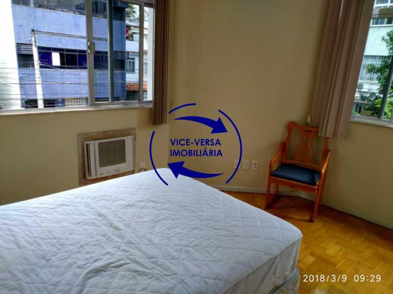 segundo-quarto - Tijuca - apartamento À venda 2 quartos vaga dependências, próximo do metrô, comércio e serviços! - 1277 - 12