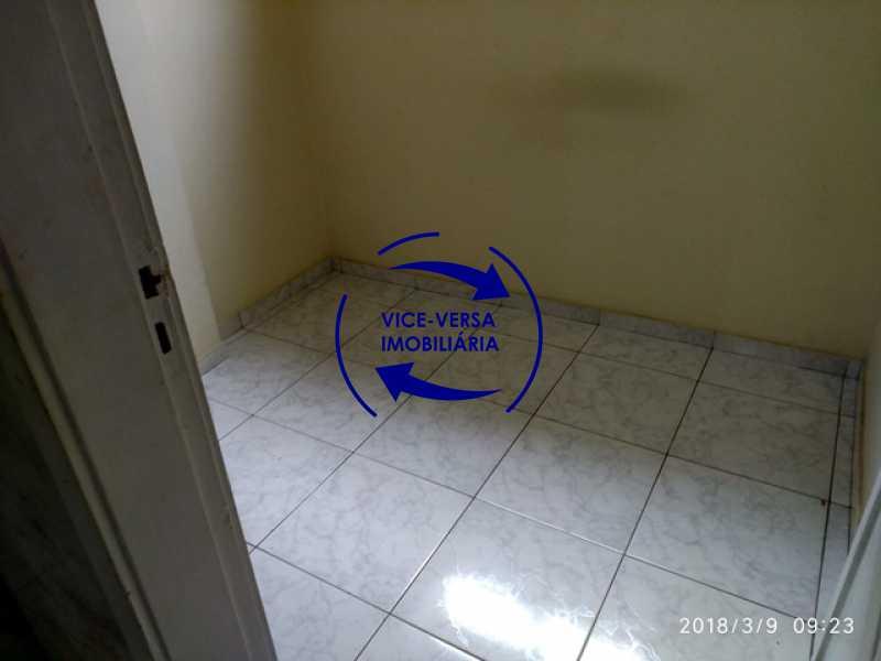 quarto-de-empregada - Tijuca - apartamento À venda 2 quartos vaga dependências, próximo do metrô, comércio e serviços! - 1277 - 20