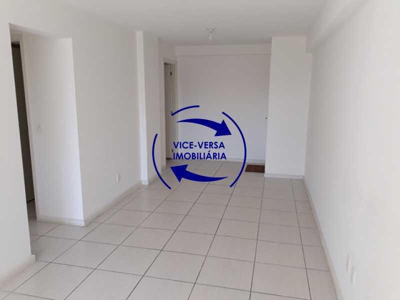 sala - Méier - apartamento À venda, novo, 2 quartos (suíte), vaga, a 5 minutos do Assaí Atacadista Dias da Cruz! - 1284 - 10
