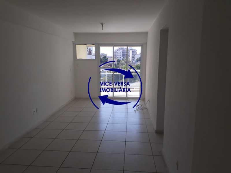 sala - Méier - apartamento À venda, novo, 2 quartos (suíte), vaga, a 5 minutos do Assaí Atacadista Dias da Cruz! - 1284 - 11