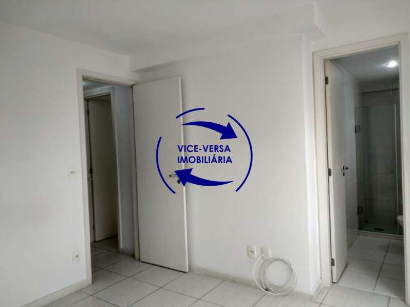 suite - Méier - apartamento À venda, novo, 2 quartos (suíte), vaga, a 5 minutos do Assaí Atacadista Dias da Cruz! - 1284 - 20