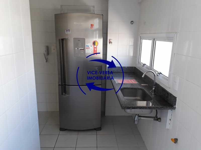 cozinha - Méier - apartamento À venda, novo, 2 quartos (suíte), vaga, a 5 minutos do Assaí Atacadista Dias da Cruz! - 1284 - 22