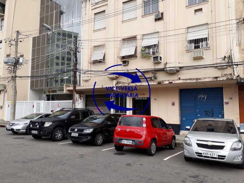 02-recuo-estacionamento - Praça da Bandeira - lojão com a melhor logística da Cidade! - 1285 - 3