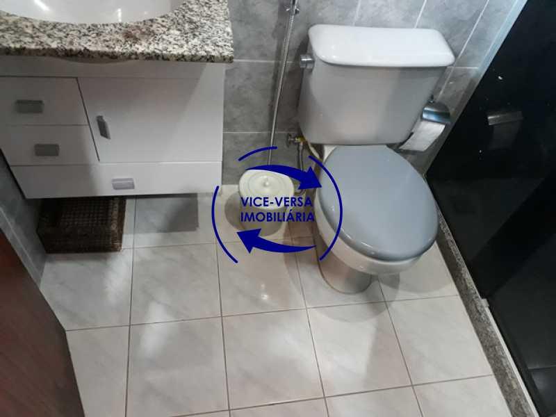 segunda-suite-banheiro - Casa À venda na Freguesia - Suíça Carioca II, rua Luís Severiano Ribeiro! Estilo colonial, lavabo, 2 suítes, armários, closet, varanda, lavanderia,espaço gourmet! - 1288 - 20