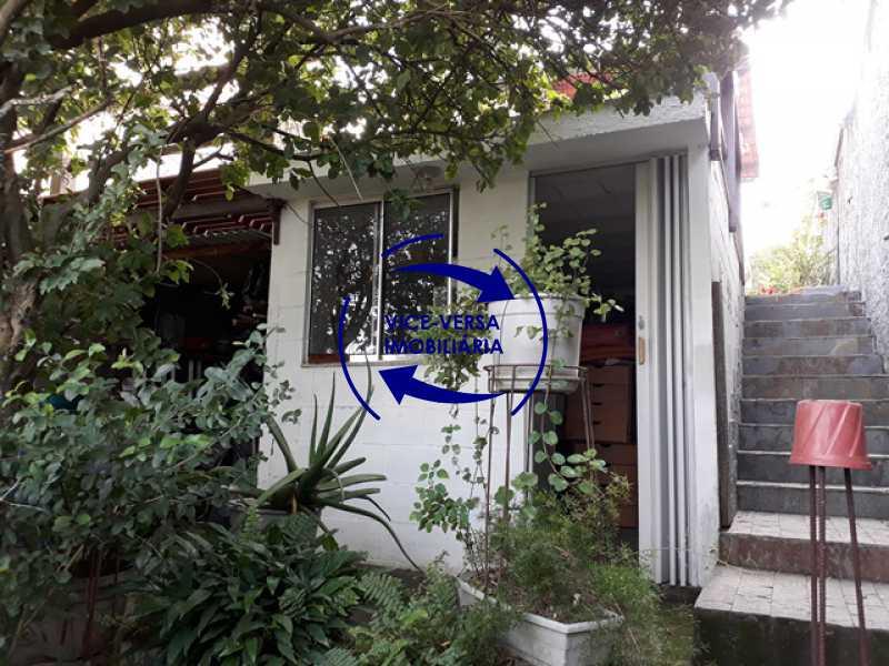 deposito - Casa À venda na Freguesia - Suíça Carioca II, rua Luís Severiano Ribeiro! Estilo colonial, lavabo, 2 suítes, armários, closet, varanda, lavanderia,espaço gourmet! - 1288 - 24