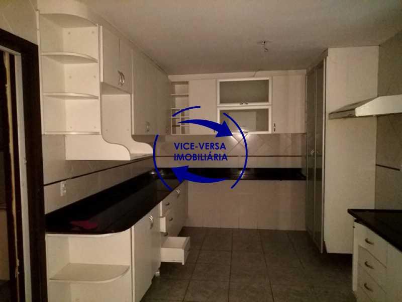 cozinha - EXCLUSIVIDADE!!! Casa duplex À venda no Condomínio Bosque dos Esquilos esquina com a Rua Flordelice - 4 quartos, suítes, centro de terreno! - 1291 - 6