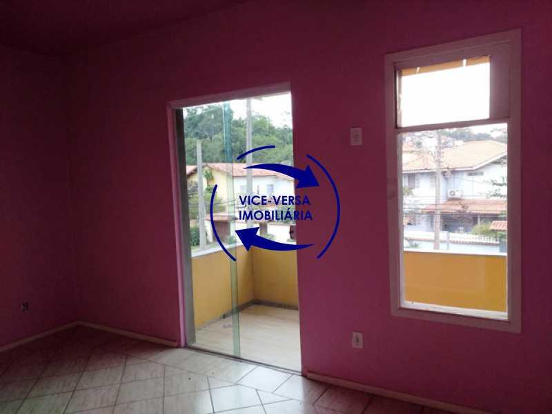 primeiro-quarto - EXCLUSIVIDADE!!! Casa duplex À venda no Condomínio Bosque dos Esquilos esquina com a Rua Flordelice - 4 quartos, suítes, centro de terreno! - 1291 - 11