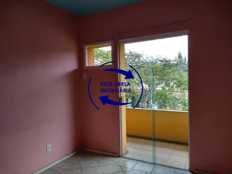 terceiro-quarto - EXCLUSIVIDADE!!! Casa duplex À venda no Condomínio Bosque dos Esquilos esquina com a Rua Flordelice - 4 quartos, suítes, centro de terreno! - 1291 - 15