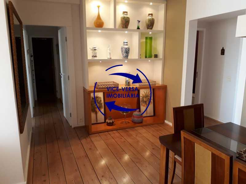 sala - Apartamento À vendaApartamento À venda no Condomínio Barramares - 127m², salão, varanda, 3 quartos, dependências, 2 vagas, ótima infraestrutura! - 1294 - 3