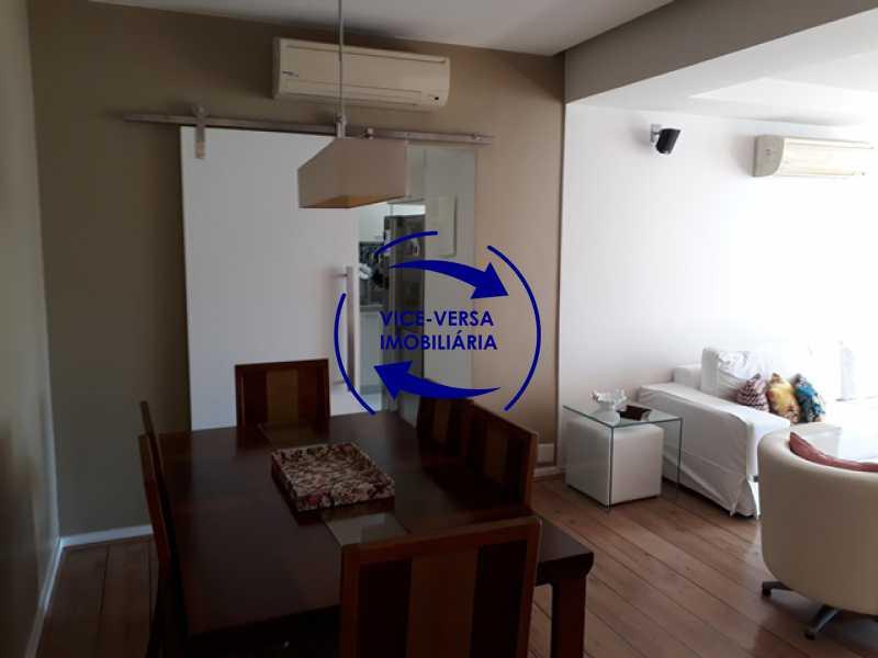 sala - Apartamento À vendaApartamento À venda no Condomínio Barramares - 127m², salão, varanda, 3 quartos, dependências, 2 vagas, ótima infraestrutura! - 1294 - 4
