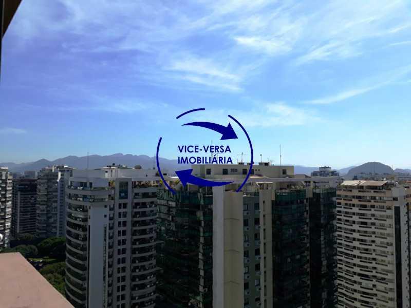vista - Apartamento À vendaApartamento À venda no Condomínio Barramares - 127m², salão, varanda, 3 quartos, dependências, 2 vagas, ótima infraestrutura! - 1294 - 7
