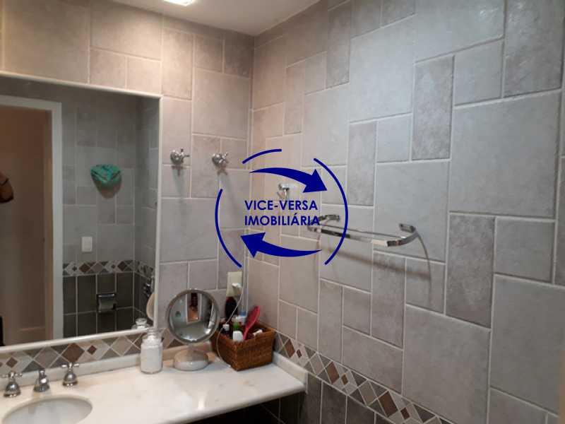 banheiro-da-suite - Apartamento À vendaApartamento À venda no Condomínio Barramares - 127m², salão, varanda, 3 quartos, dependências, 2 vagas, ótima infraestrutura! - 1294 - 12
