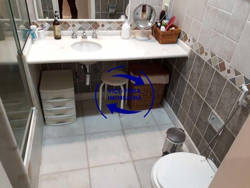 banheiro-da-suite - Apartamento À vendaApartamento À venda no Condomínio Barramares - 127m², salão, varanda, 3 quartos, dependências, 2 vagas, ótima infraestrutura! - 1294 - 13