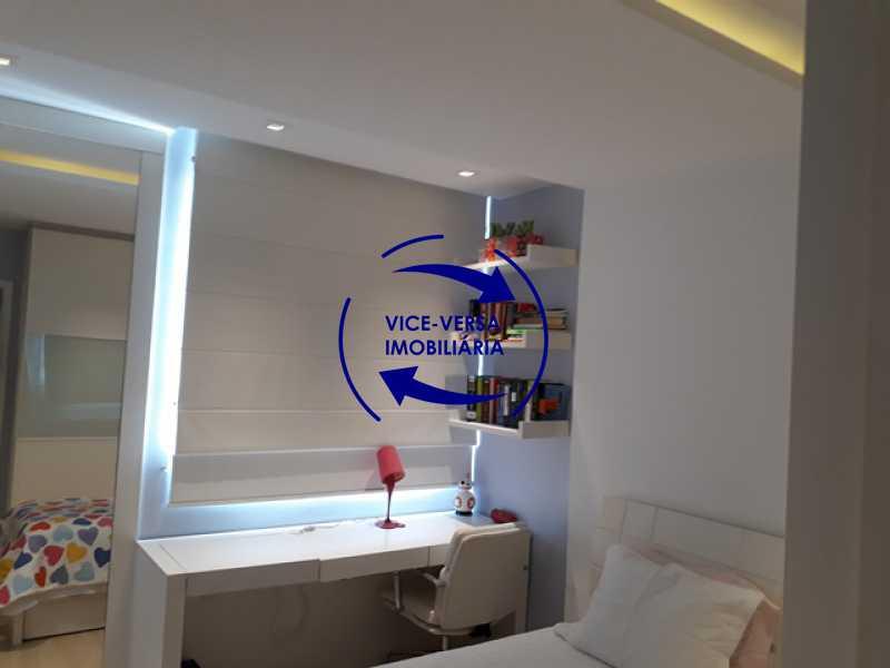 segundo-quarto - Apartamento À vendaApartamento À venda no Condomínio Barramares - 127m², salão, varanda, 3 quartos, dependências, 2 vagas, ótima infraestrutura! - 1294 - 16