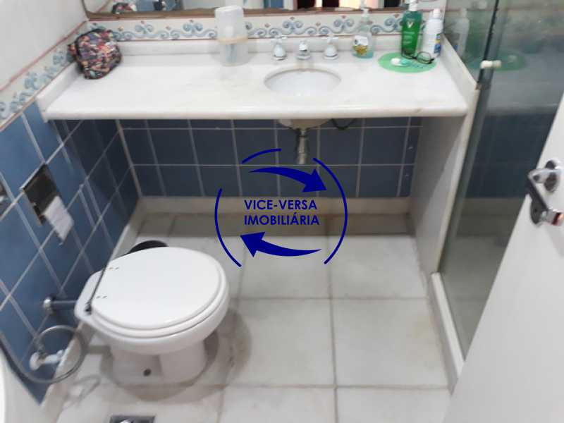 banheiro-social - Apartamento À vendaApartamento À venda no Condomínio Barramares - 127m², salão, varanda, 3 quartos, dependências, 2 vagas, ótima infraestrutura! - 1294 - 18