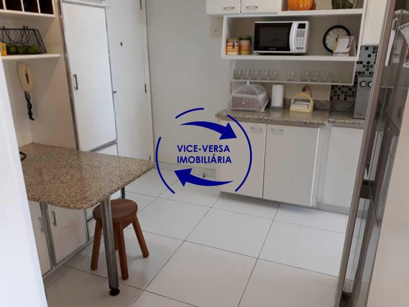cozinha - Apartamento À vendaApartamento À venda no Condomínio Barramares - 127m², salão, varanda, 3 quartos, dependências, 2 vagas, ótima infraestrutura! - 1294 - 20