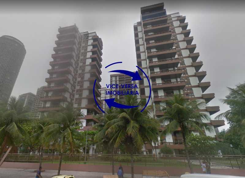 fachada - Apartamento À vendaApartamento À venda no Condomínio Barramares - 127m², salão, varanda, 3 quartos, dependências, 2 vagas, ótima infraestrutura! - 1294 - 1