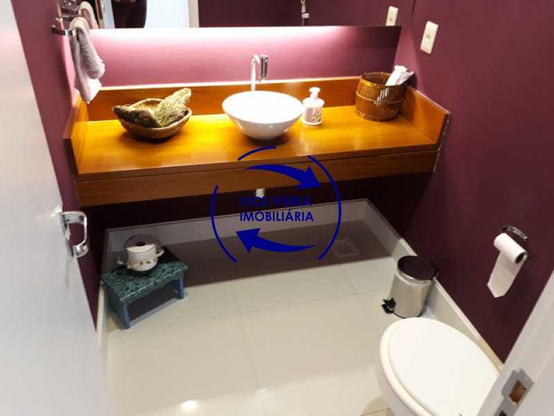 11_lavabo - Apartamento À vendaApartamento À venda no Condomínio Barramares - 127m², salão, varanda, 3 quartos, dependências, 2 vagas, ótima infraestrutura! - 1294 - 8