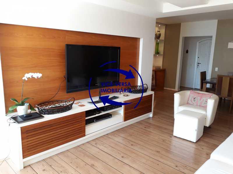 sala - Apartamento À vendaApartamento À venda no Condomínio Barramares - 127m², salão, varanda, 3 quartos, dependências, 2 vagas, ótima infraestrutura! - 1294 - 6