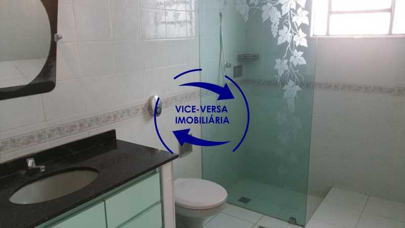 1ºpav-banheiro-social - Casa duplex À venda no Condomínio Vale das Acácias - Vila Valqueire! - 1296 - 9