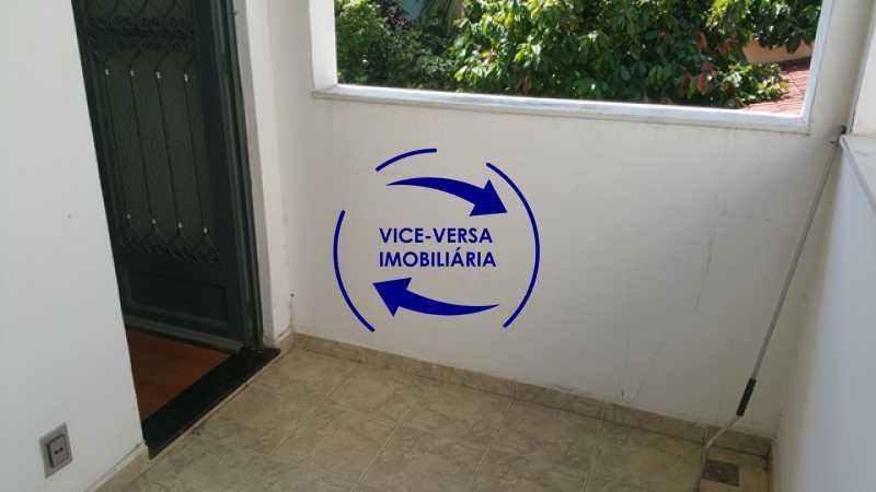 2ºpav-suite-sacada - Casa duplex À venda no Condomínio Vale das Acácias - Vila Valqueire! - 1296 - 21