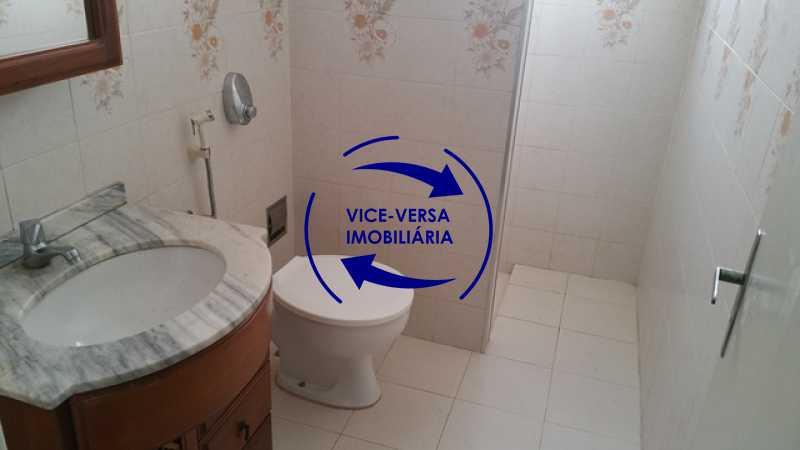 2ºpav-banheiro-social - Casa duplex À venda no Condomínio Vale das Acácias - Vila Valqueire! - 1296 - 22