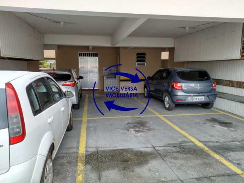 garagem - Apartamento À Venda - Grajaú - Rio de Janeiro - RJ - 1298 - 20