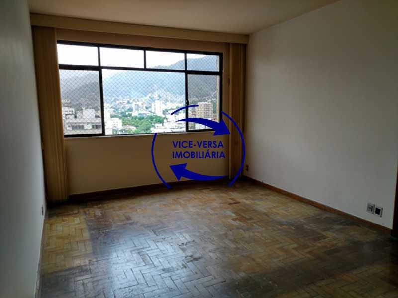 sala - Apartamento À Venda - Grajaú - Rio de Janeiro - RJ - 1298 - 7