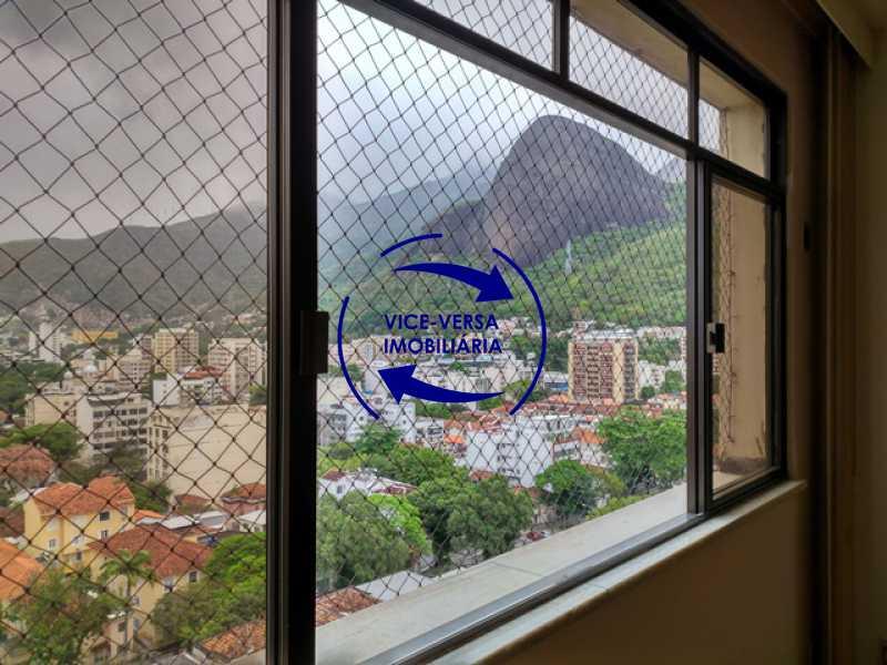 vista-da-janela - Apartamento À Venda - Grajaú - Rio de Janeiro - RJ - 1298 - 8