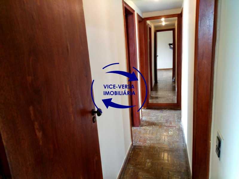 circulacao - Apartamento À Venda - Grajaú - Rio de Janeiro - RJ - 1298 - 9