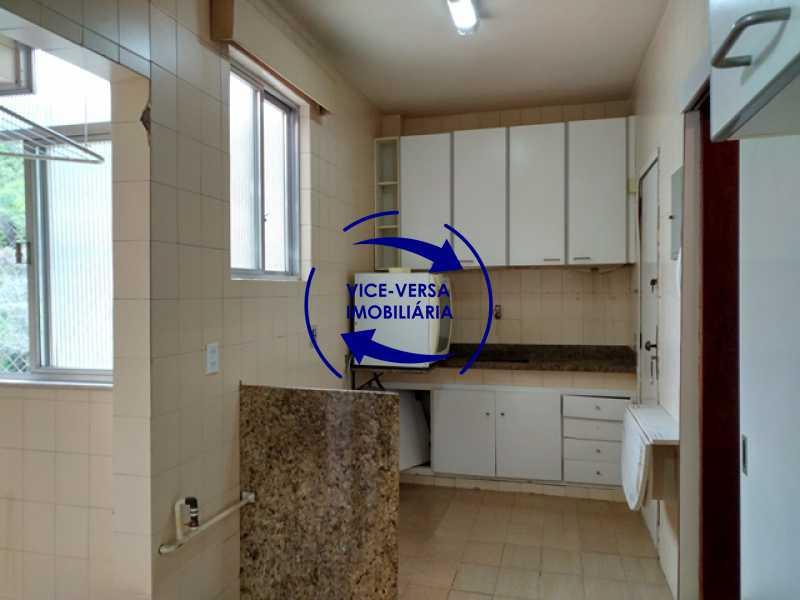 copa-cozinha - Apartamento À Venda - Grajaú - Rio de Janeiro - RJ - 1298 - 17