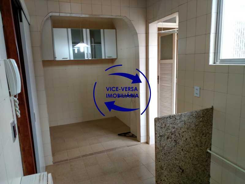 copa-cozinha - Apartamento À Venda - Grajaú - Rio de Janeiro - RJ - 1298 - 18