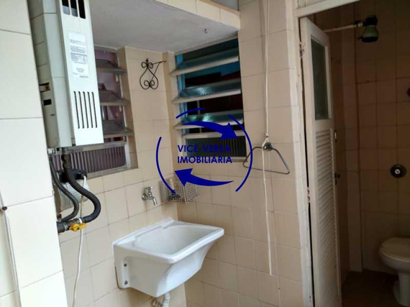 area-de-servico - Apartamento À Venda - Grajaú - Rio de Janeiro - RJ - 1298 - 19