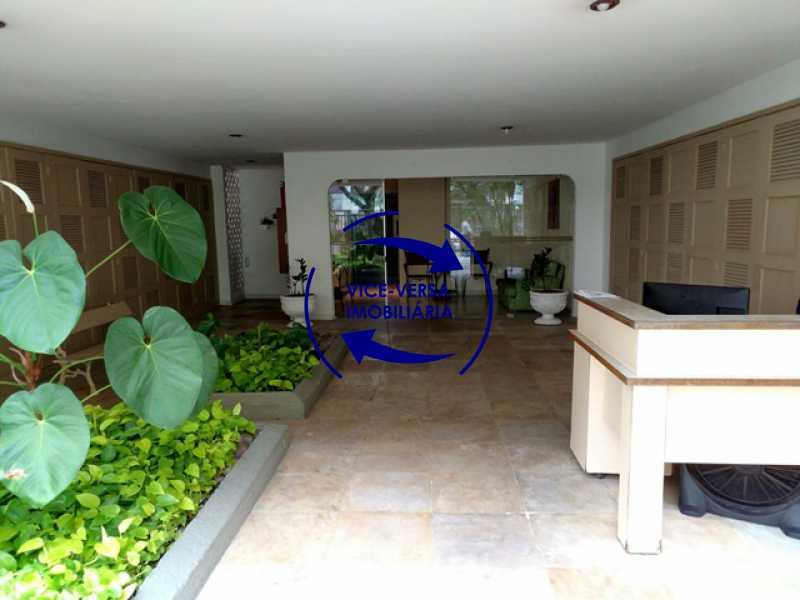07-portaria - Apartamento À Venda - Grajaú - Rio de Janeiro - RJ - 1298 - 4