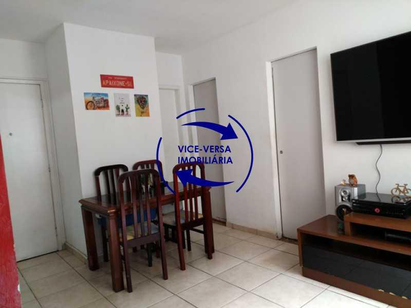 sala - Apartamento 2 quartos À venda na Tijuca - colado À Praça Saens Pena, comércio, bancos e metrô! Box blindex, quarto de empregada revertido! - 1299 - 10