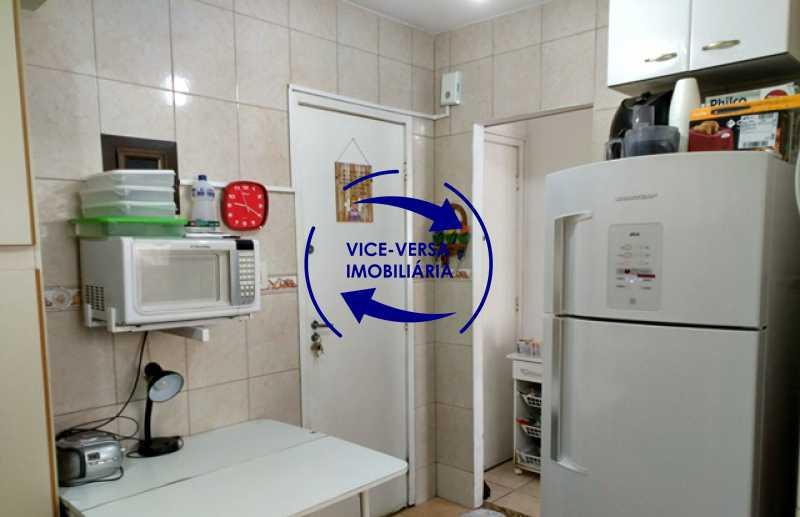 cozinha - Apartamento 2 quartos À venda na Tijuca - colado À Praça Saens Pena, comércio, bancos e metrô! Box blindex, quarto de empregada revertido! - 1299 - 18